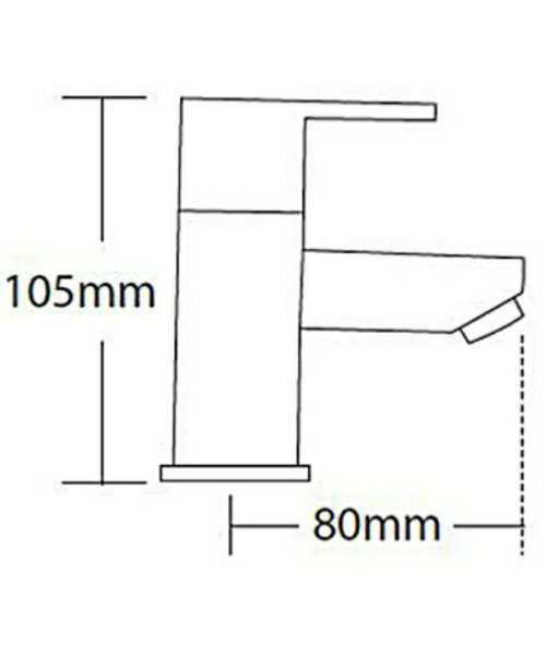 Technical drawing 4001 / 45020