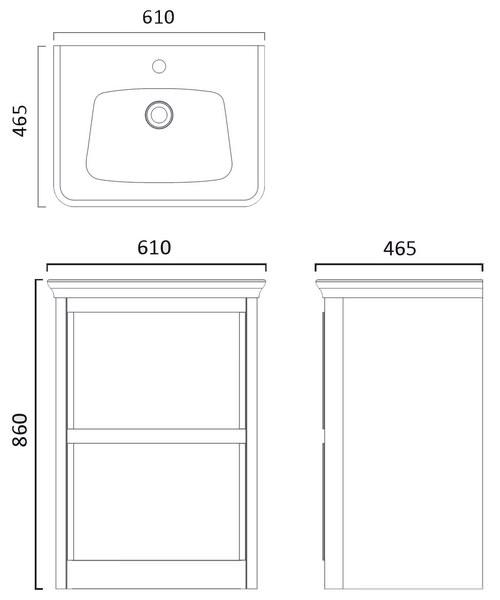 Technical drawing 15961 / EQ6FW