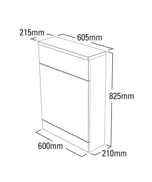 Technical drawing 28269 / CON6BTWMA