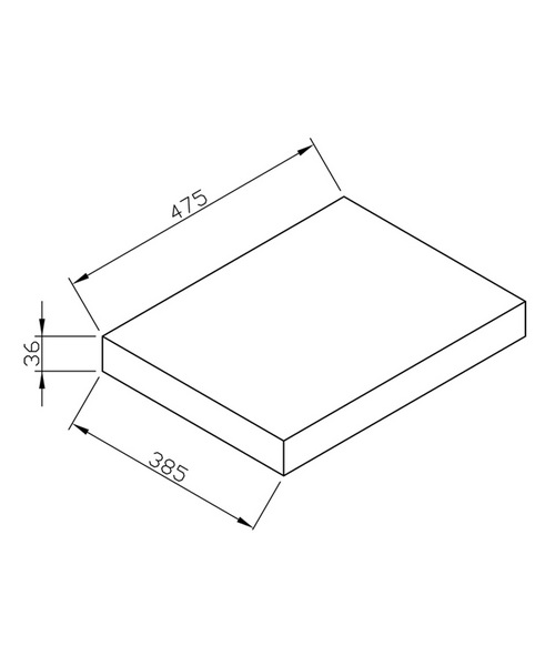 Technical drawing 19979 / BQWT55SO