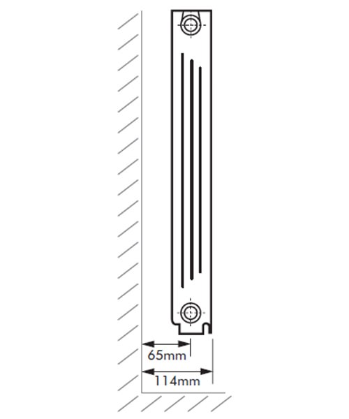Technical drawing 43167 / DEH-570-13E