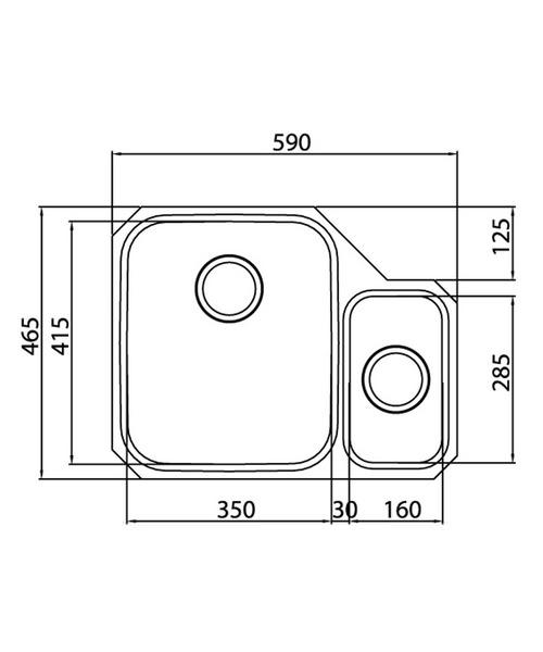 Technical drawing 36987 / EDD1XXHOMESKL