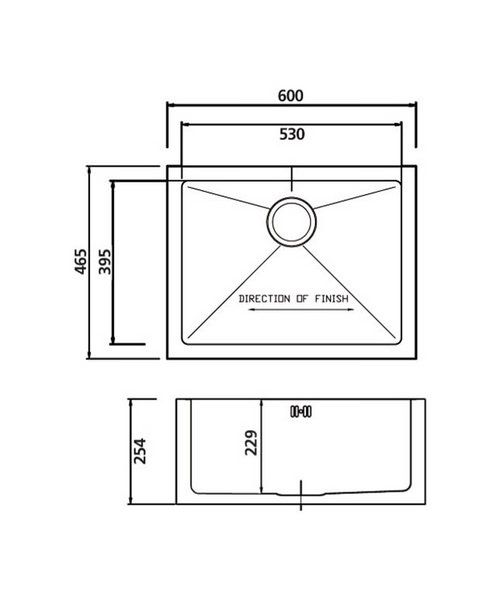 Technical drawing 37687 / BEXBHOMEPK5
