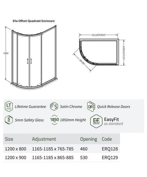 Technical drawing 10657 / ERQ128