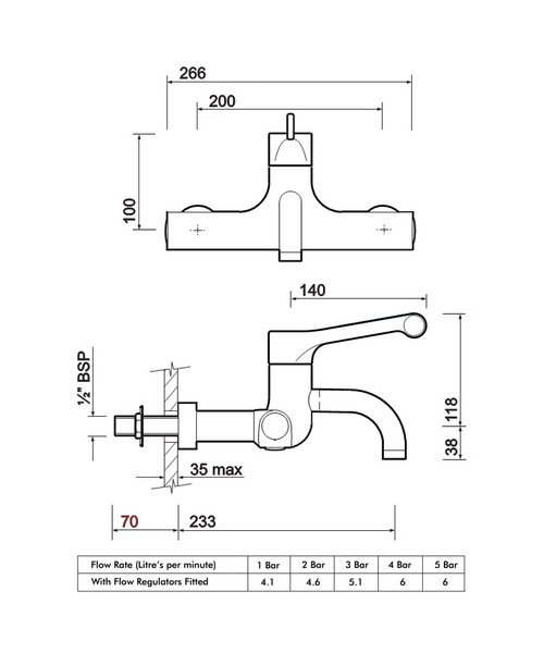 Technical drawing 46816 / SF1131CP