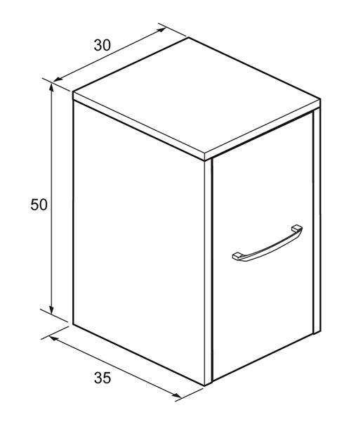 Technical drawing 8489 / ES3035FAN