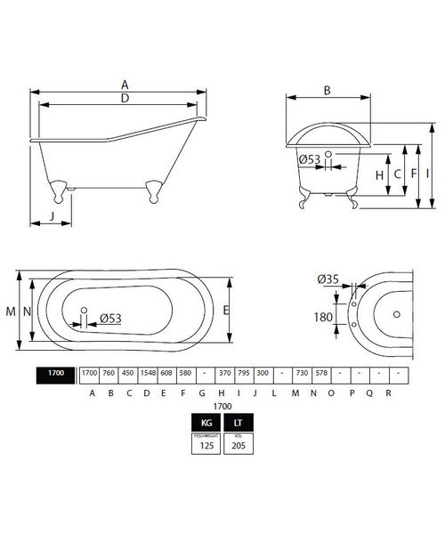 Technical drawing 10021 / ZCI000002S