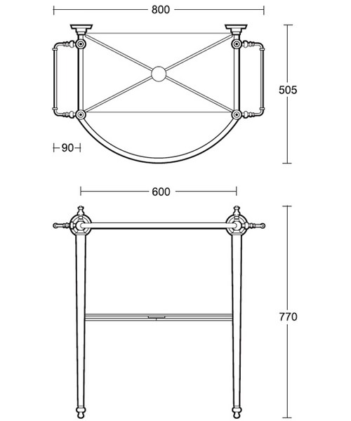 Technical drawing 10176 / XS63000100