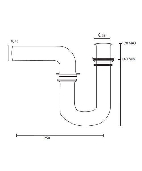 Technical drawing 14146 / XO60160100