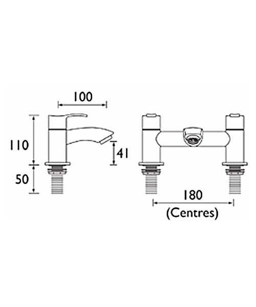 Technical drawing 1007 / CAP BF C