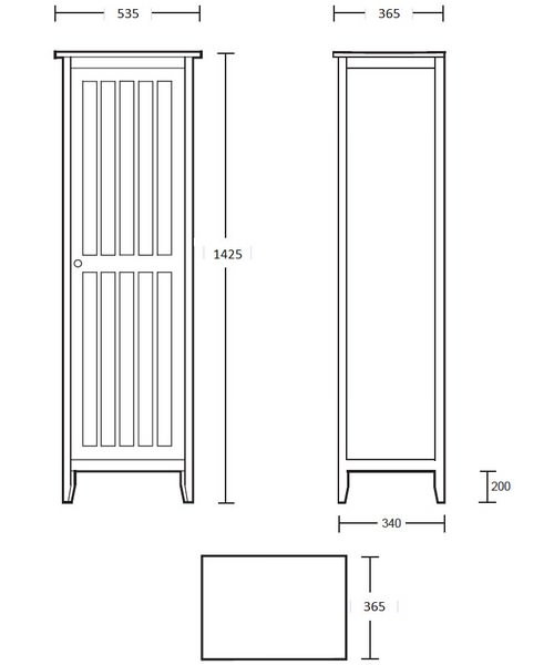 Technical drawing 10086 / XG34000020