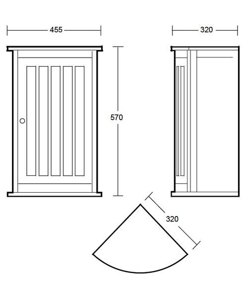 Technical drawing 10089 / XG34CWC020