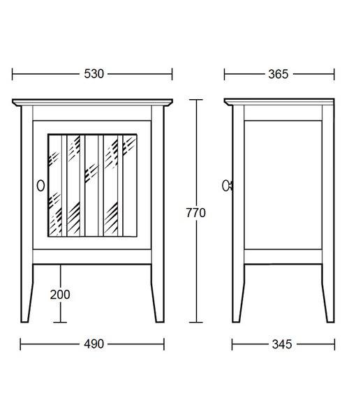 Technical drawing 10090 / XG33100020W
