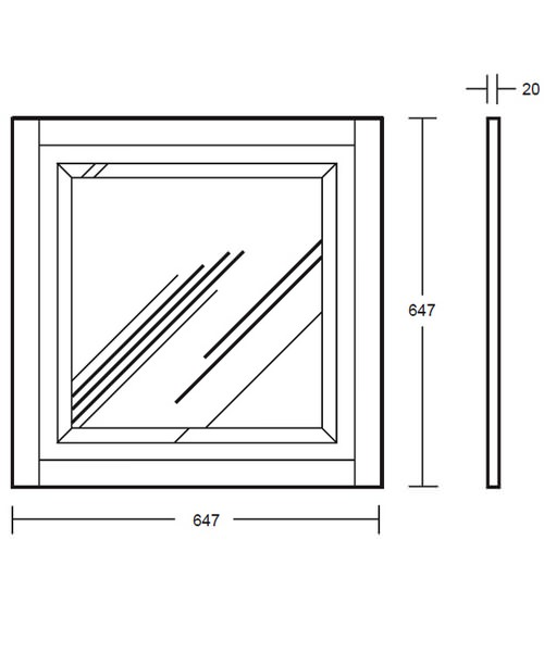 Technical drawing 10092 / XG3900042G