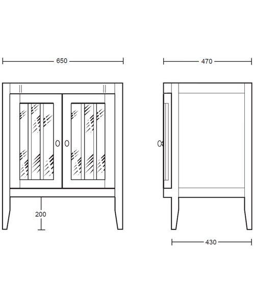 Technical drawing 10096 / XG32200042