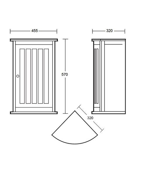 Technical drawing 10099 / XG34CWC042
