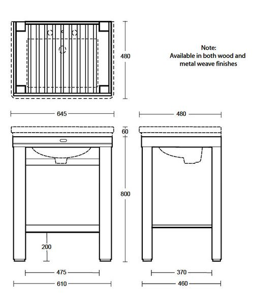 Technical drawing 10112 / XWC0016042