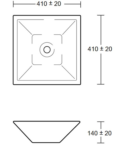 Technical drawing 10137 / XSTAT0MATW