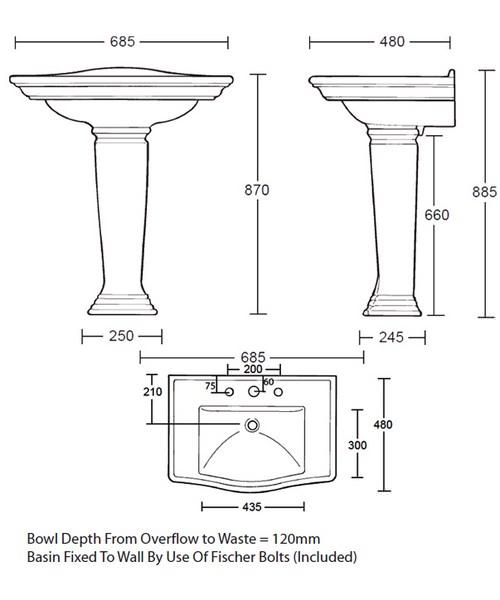 Technical drawing 10146 / WM1LB11030