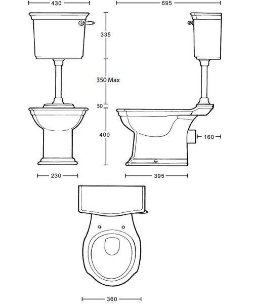 Technical drawing 10156 / WM1WC01030