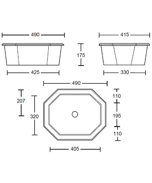 Technical drawing 10165 / AS1IB01030