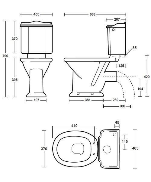 Technical drawing 10221 / DE1WC01030