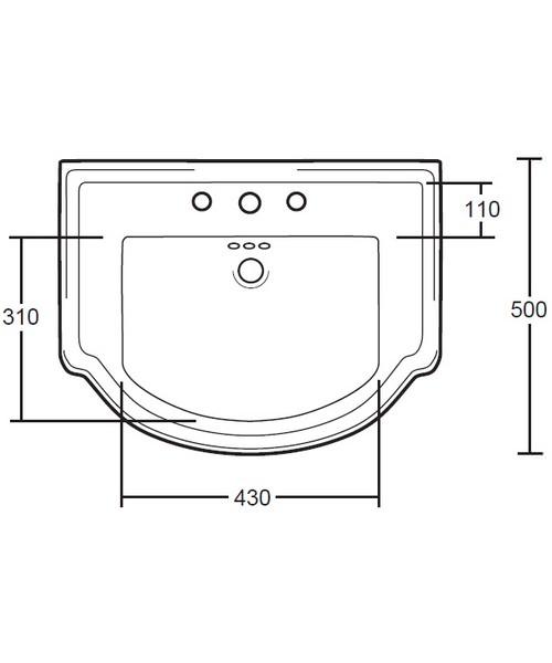 Technical drawing 10231 / XO34000042