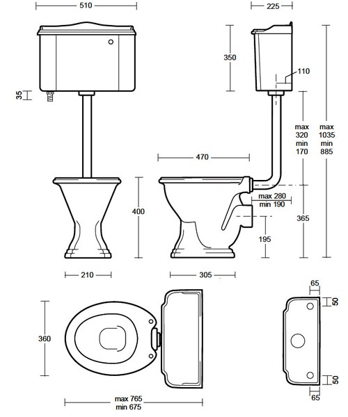 Technical drawing 10233 / DR1WC01030