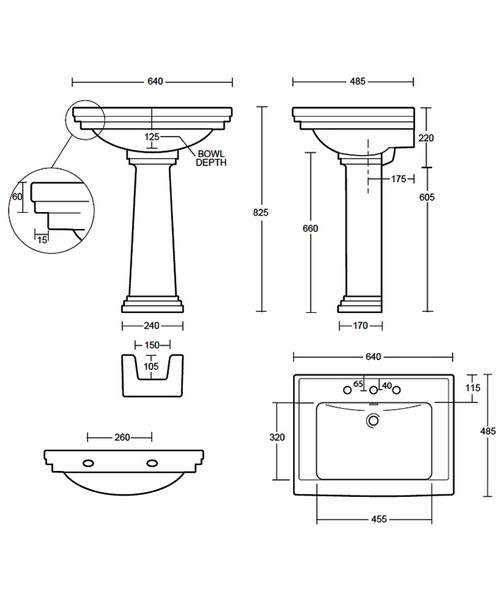 Technical drawing 10266 / AD1LB11230