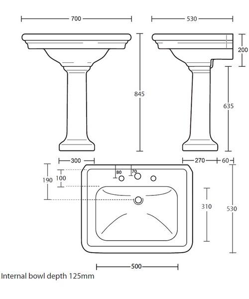 Technical drawing 10285 / ET1LB11230