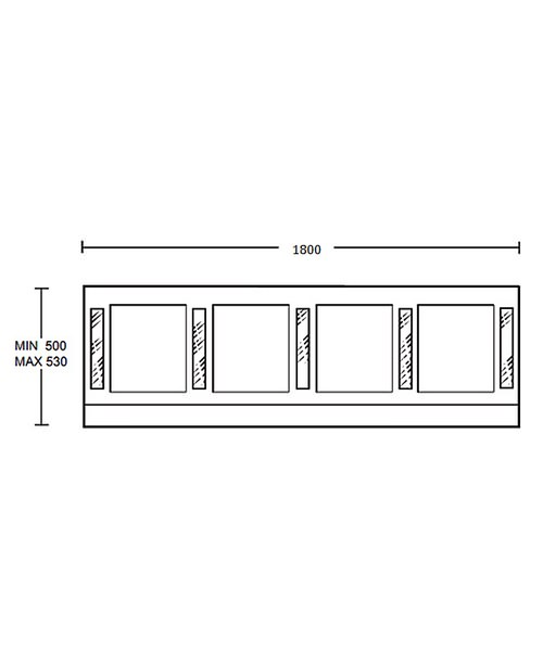 Technical drawing 10310 / XG44400042