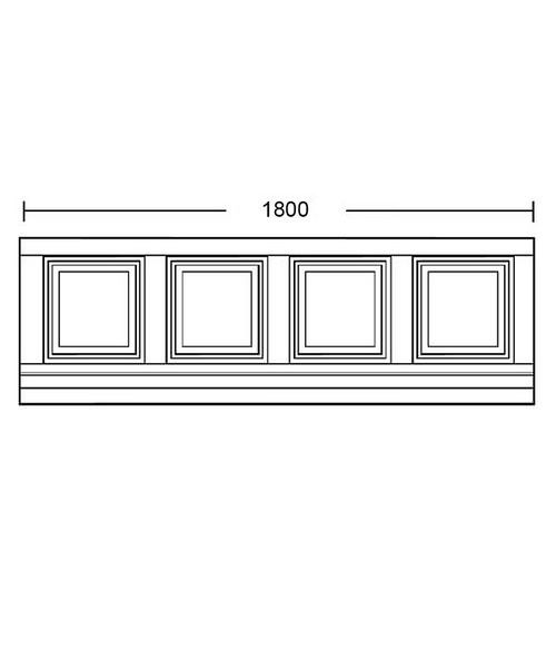 Technical drawing 10313 / XF44020020