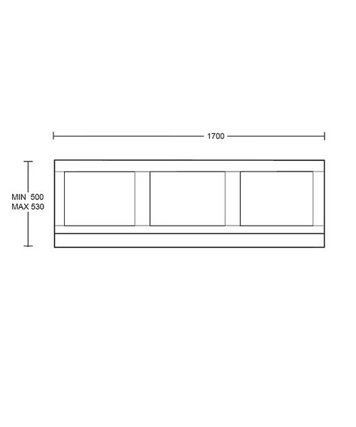 Technical drawing 10315 / XWNS014020
