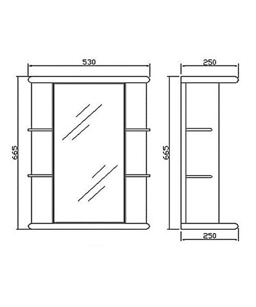 Technical drawing 1035 / LQ372