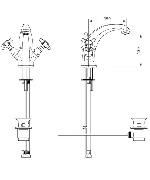 Technical drawing 10362 / ZXT6015100