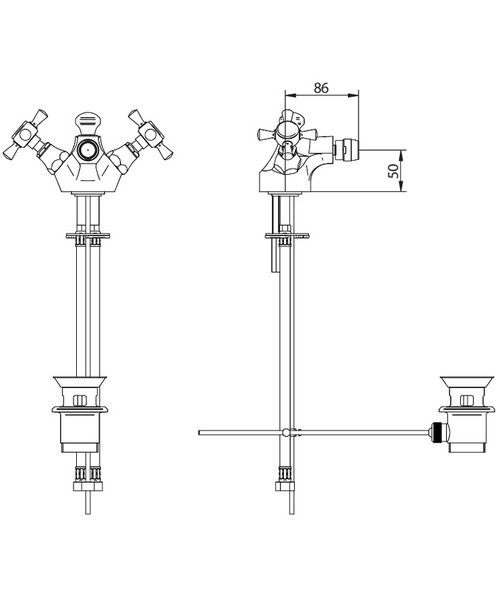 Technical drawing 10363 / ZXT6016100