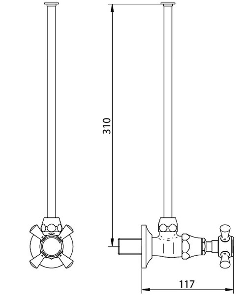 Technical drawing 10365 / ZXT6014100