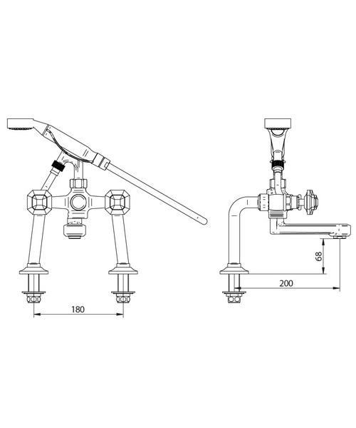 Technical drawing 10367 / ZXT6045100