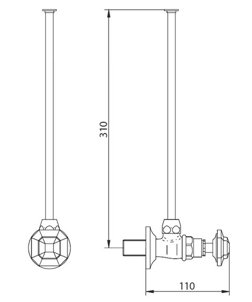 Technical drawing 10372 / ZXT6046100
