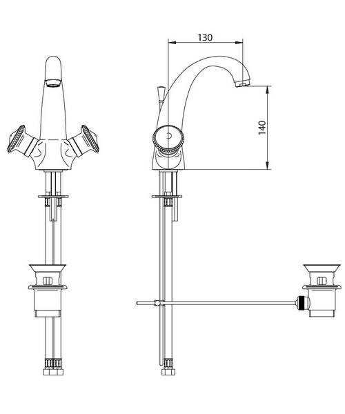 Technical drawing 10377 / ZXT6021100