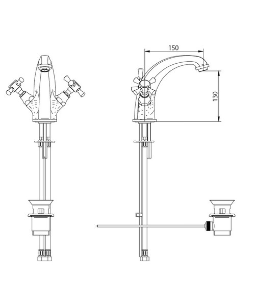 Technical drawing 10382 / ZXT6027100
