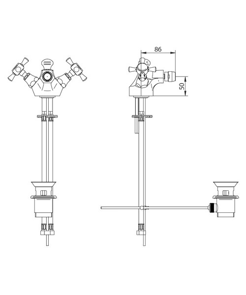 Technical drawing 10383 / ZXT6028100