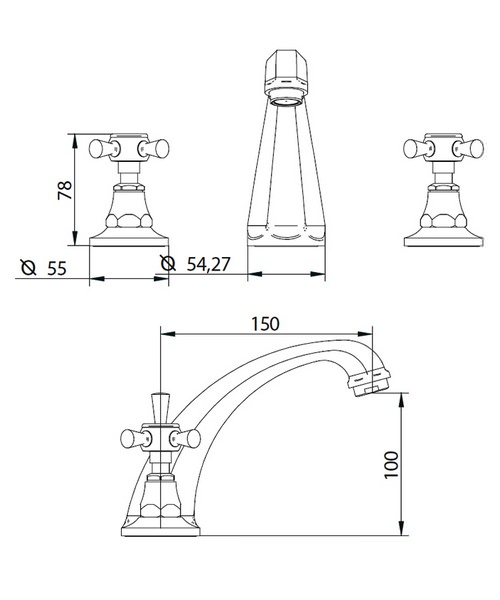 Technical drawing 10384 / ZXT6023100