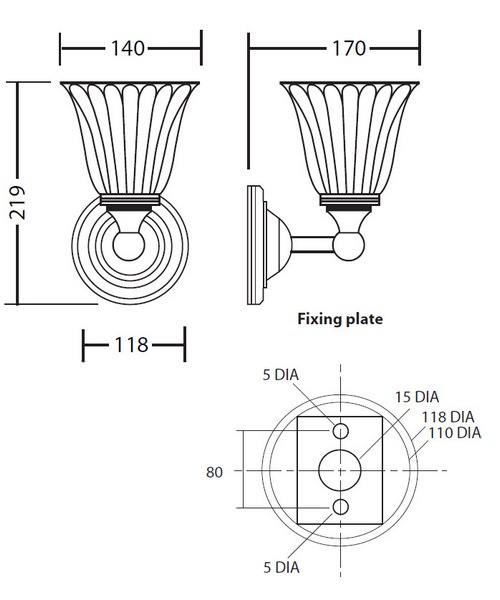 Technical drawing 10389 / XLP1000300