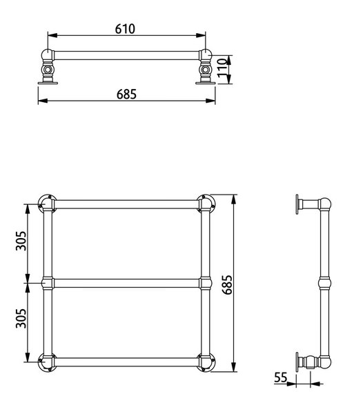 Technical drawing 10397 / RAD0190100