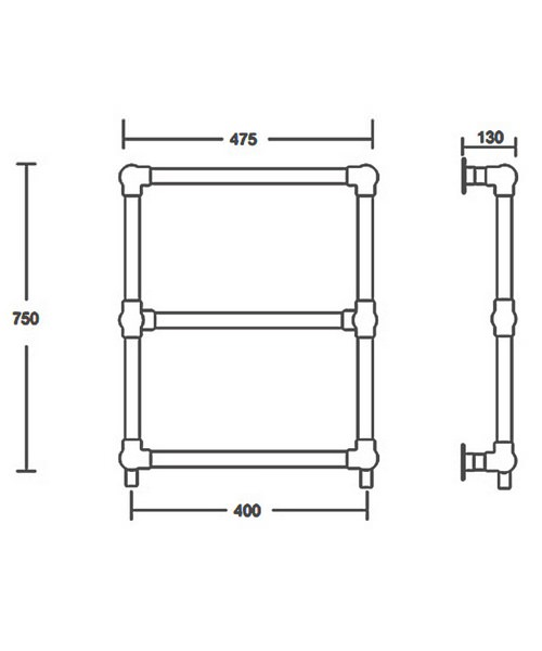 Technical drawing 10398 / RAD0200100