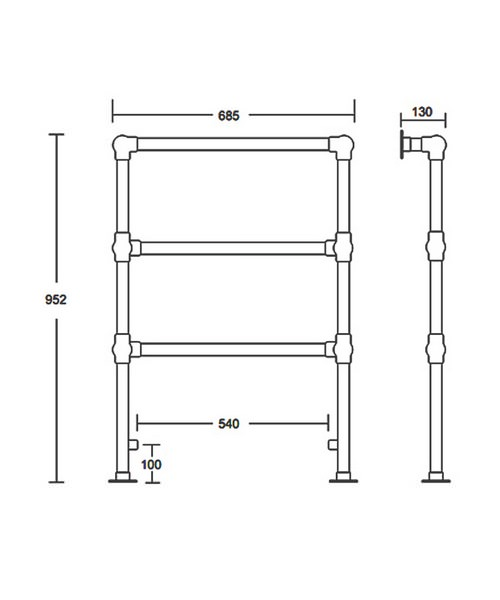 Technical drawing 10399 / RAD0180100