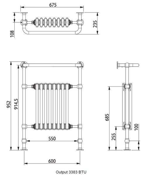 Technical drawing 10406 / RAD0150100