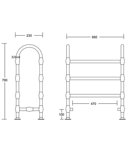 Technical drawing 10408 / RAD0220100