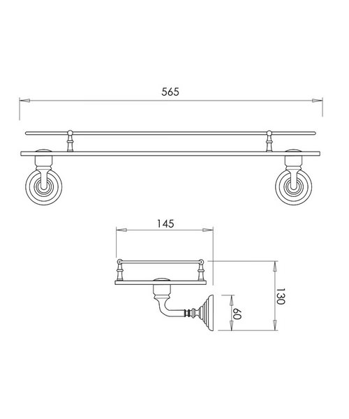Technical drawing 10415 / XH11600100